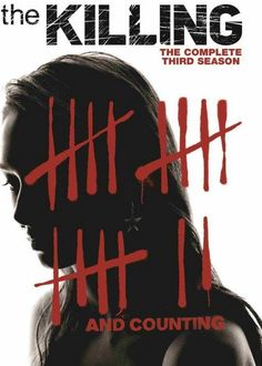 THE KILLING SEASON 3.  http://highlandpark.bibliocommons.com/search?utf8=%E2%9C%93&t=smart&search_category=keyword&q=killing+seimetz+third&commit=Search