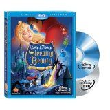 Sleeping Beauty (Two-Disc Platinum Edition Blu-ray/DVD Combo + BD Live) [Blu-ray] (Blu-ray)By Mary Costa