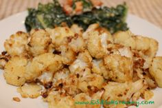 Popcorn Cauliflower - Edible Harmony