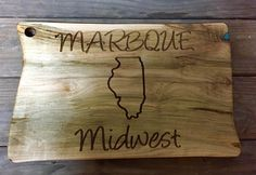 Your engraved cutting board is headed your way @marbque #wacowoodworks #wacomade #wacotx #waco #marbque #midwest #ambrosiamaple #inventables #xcarve #inlay #madeintexas #texasmade