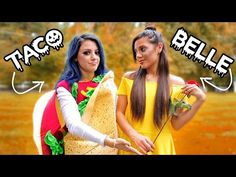 8 DIY Duo Halloween Costumes for Couples, Best Friends + Sisters! Niki and Gabi - YouTube
