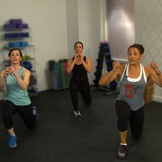 A Quick and Intense Full-Body Workout You Can Do Anywhere: You will work your entire body with just four moves in this intense workout lead by Level 1 CrossFit trainer Shirley Brown.