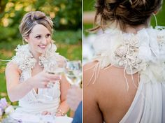 Fairytale Wedding Inspiration At Milton Park