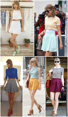 O Estilo da Taylor Swift