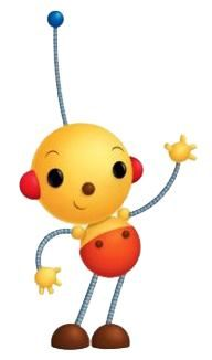 "Rolie Polie Olie- my daughter and I used to watch this show- she named our Dodge Caravan after the car on the show- ""Coopie"""