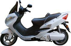 Electric'City Ventys 125 : scooter électrique /// e-scooter