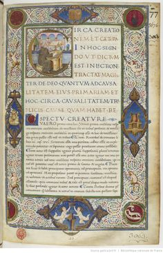 Johannes Duns Scotus , Super secundo Libro Sententiarum