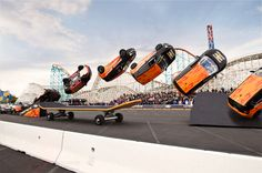 Kickflipping a #ChevySonic was our way of pushing the limit. Have you challenged yourself? #LetsDoThis