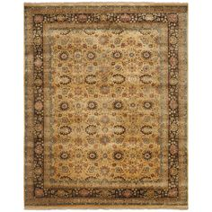 Safavieh Hand-knotted Ganges River Rug