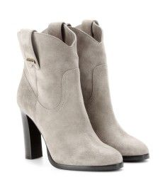Burberry Brit - Finghin suede ankle boots  - mytheresa.com GmbH