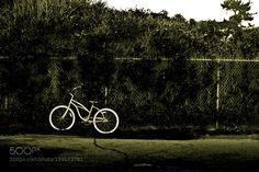 Blue Bike by TerryLetton. @go4fotos