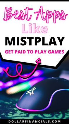 While the Mistplay app is top of our list for the best game apps to make money, there are alternative mobile game apps you can try out as well. Check out these game apps that pay you to play games on iOS and Android devices. #gameapps #gameappsthatpay #getpaidtoplaygames #playgamesformoney #makemoneyonline #iOS #android #appsthatpayyou Ways To Save Money, Money Tips, Make Money Online, How To Make Money, Play Games For Money, Apps That Pay You, Self Made Millionaire, How To Become Rich, Game App
