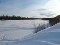 Ivalo, Laponie Finlande /Lapland