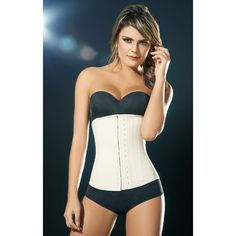 Ann Chery 2025 Clasica Waist Cincher (Latex Collection). They are ideal for slim and shape the figure by means of a perfect fit and reduce the effect of sweating, burning fat located in different areas like abdomen and back. Available in 2 colors.