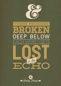 LINKIN PARK TYPOGRAPHY POSTER on Behance