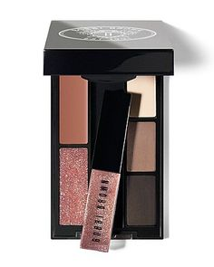 Bobbi Brown Uber Nude Mini Lip & Eye Palette | Bloomingdale's
