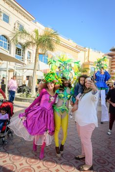 Fun times at Porto Cairo Mall with the Brazilian Fiesta De Buenos Aires show on the second week of Porto's World Parade. #LetsPorto