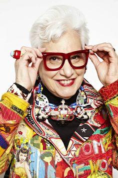 eighteen and a life blog: moda | Moda na terceira idade