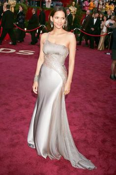 2005 red carpet dresses   Sexiest Dresses on the Oscars Red Carpet   Moviefone