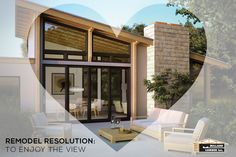 Enjoy the view by replacing your windows this year. Visit us today to find out how we can help you accomplish all your Remodel Resolutions.   Tell us on Twitter what your 2015 home projects are by using #RemodelResolutions