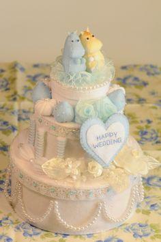 Felt/ Wedding cake/ Moomin Moomin, 16th Birthday, Amazing Cakes, Fondant, Michigan, Wedding Cakes, Wedding Decorations, Character Design, Tove Jansson