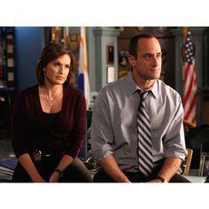 Detective Olivia Benson ❤ liked on Polyvore