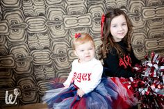Custom Tutu Cheer Uniform for infant to 4T GO by PinkPosieCouture, $50.00