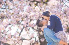 新宿御苑エンゲージメントフォト  (engagement photo)