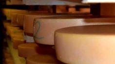 Schaukäserei Rhône AG. - lácteos en el Alto Valais