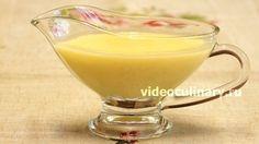 Соус Бер Блан (Beurre Blanc) рецепт от видеокулинария.рф