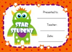 Monster Themed Classroom Materials Pack - Pack includes: * Alphabet A to Z * 6 Binder Covers * Cute Monster Classroom Jobs Display * Birthday Poster * Birthday Monsters and Month Headers * Calendar Title, Month Headers, and 3 patterned date sets * Grouping Cards * 11 Name Tag Designs for early and upper elementary * 10 Seasonal Mini-Notes - fall, Halloween, Thanksgiving, Christmas, President's Day, Valentine's Day, spring, Easter, and summer * 6 Postcards - summer message to future students…
