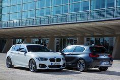 2015 BMW 1 Series Facelift Videos - http://www.bmwblog.com/2015/03/19/2015-bmw-1-series-facelift-videos-2/
