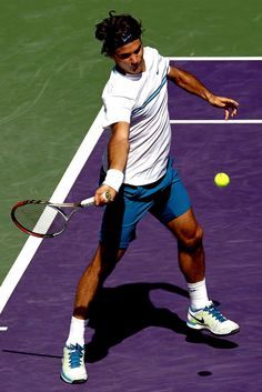 Roger Federer, Sony Ericsson Miami 2012