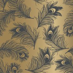 Feathers 396x20.5 Twilight, $98, now featured on Fab.