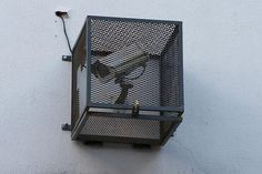Protect your security camera...ha!