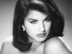 Janice Dickinson 80s model