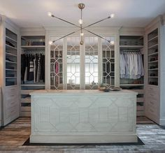 Transitional - Closet - by Rethink Design Studio. Just might be big enough for your shoes Monz.