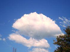 El adorno del cielo las NUBES