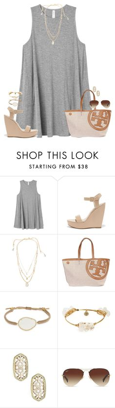 """""""I'll never forget the first day I met you"""" by kaley-ii ❤ liked on Polyvore featuring RVCA, Steve Madden, Chan Luu, Tory Burch, Tai, Bourbon and Boweties, Kendra Scott and Ray-Ban"""
