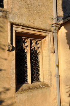 https://flic.kr/p/awDJ5Z | Kelmscott St George Headstops of nave south-west window http://www.bwthornton.co.uk/visiting-stratford-upon-avon.php