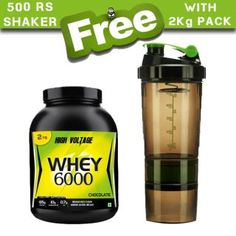 Special Offers Get 5% Discount + 15% Cash back instantly on every product High voltage Whey 6000 2 kg - Wellness Mall