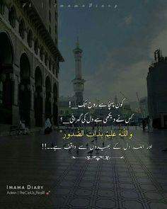 Islamic Inspirational Quotes, Islamic Quotes, Love In Islam, My Precious, Urdu Quotes, Allah, Religion, Movie Posters, Image