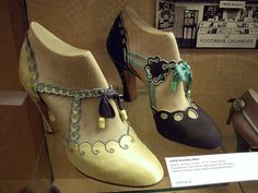 1932 evening shoes