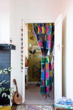 Nicole's Boho Entryway: Four Ways | Via The Jungalow