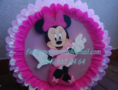 Minnie Mouse Pinata, Disney Christmas Crafts, Grandma Crafts, Mermaid Birthday Cakes, Purple Party, Mickey Party, School Decorations, Cupcake Party, Third Birthday