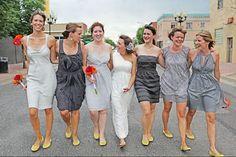 pick your own gray dress - this is my latest plan @Amanda Weener @Rachel Kuiper