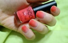 MODI juicy 19 cherry glace //// #coral, sheer, jelly finish