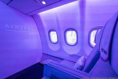 Полеты будущего: салоны современных самолетов « FotoRelax