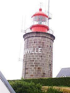 Phare de Granville Basse Normandie (Manche) France