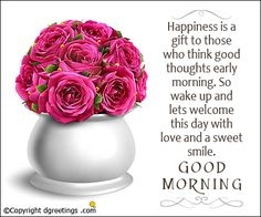 Good Morning Messages Makes special good morning to your loved one and make the day special for them with morning Love Sms. Good Morning Tuesday, Special Good Morning, Good Morning Messages, Good Morning Good Night, Good Morning Wishes, Morning Post, Happy Morning, Happy Weekend, Morning Coffee